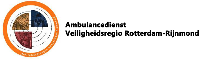 Banner VRR ambulancedienst